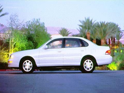 1995 Toyota Avalon Kelley Blue Book