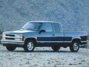 1998 Chevrolet 1500 Extended Cab | Pricing, Ratings