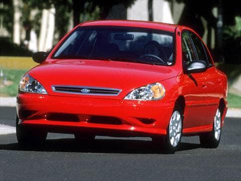 2001 Kia Rio Pricing Ratings Amp Reviews Kelley Blue Book