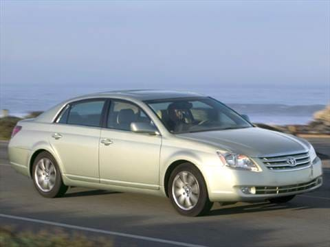 2006 Toyota Avalon Pricing Ratings Amp Reviews Kelley
