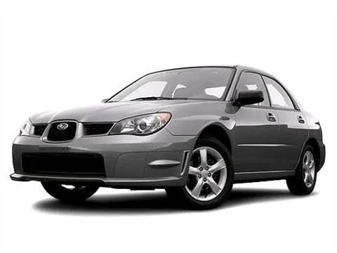 2007 Subaru Impreza Pricing Ratings Amp Reviews Kelley