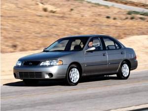 2001 Nissan Sentra GXE Sedan 4D Used Car Prices | Kelley