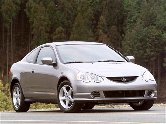 Used 2004 Acura Rsx Sport Coupe 2d Pricing Kelley Blue Book