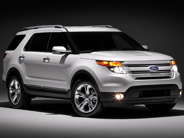 Used 2012 Ford Explorer Sport Utility 4d Pricing Kelley Blue Book