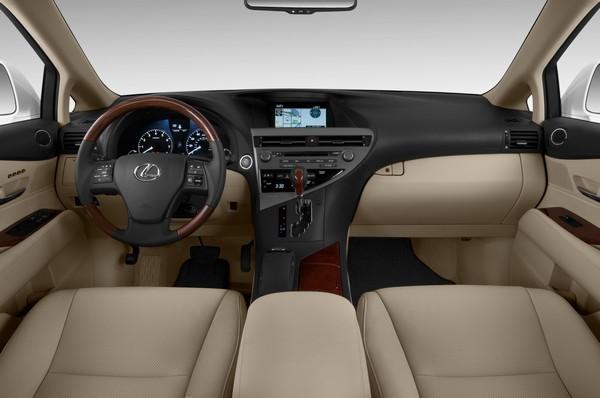 2010 Lexus RX 350 interior