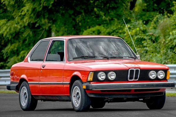 BMW 320i 1980