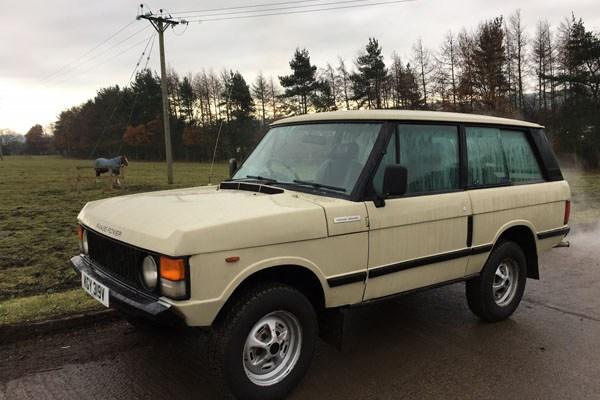 Range Rover 1980