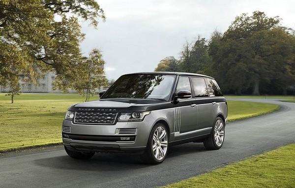Range Rover SV Autobiography - 2015