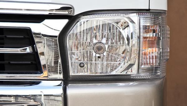 Toyota Hiace 2017 headlight