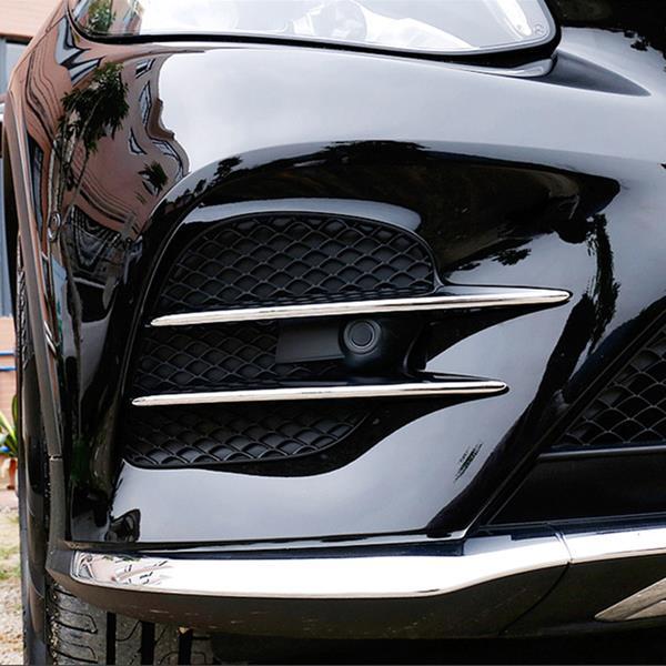 Mercedes-Benz chromium trim