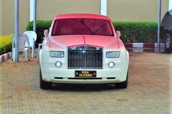 Rolls Royce of Oba