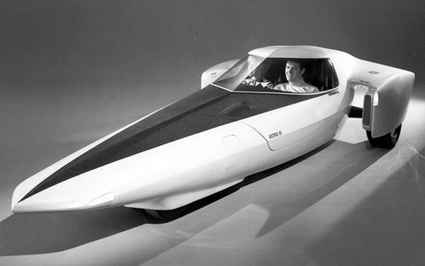 GM Astro III concept car