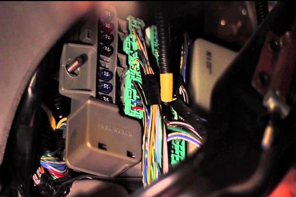 Honda accord ignition lock