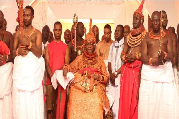 Oba-of-Benin