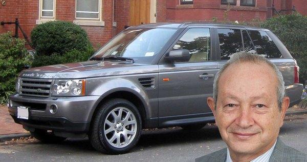 #8. Naguib Sawiris (Egypt) - net worth of $3 billion