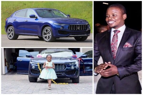 Shepherd-Bushiri-buys-Maserati-Levante-for-his-daughter