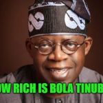 Check out huge networth and cars of Bola Tinubu