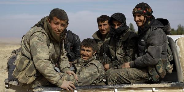 ABD'nin YPG/PKK'ya Desteği Üzerine