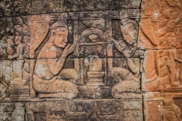 班提奇马寺(Banteay Chhmar)