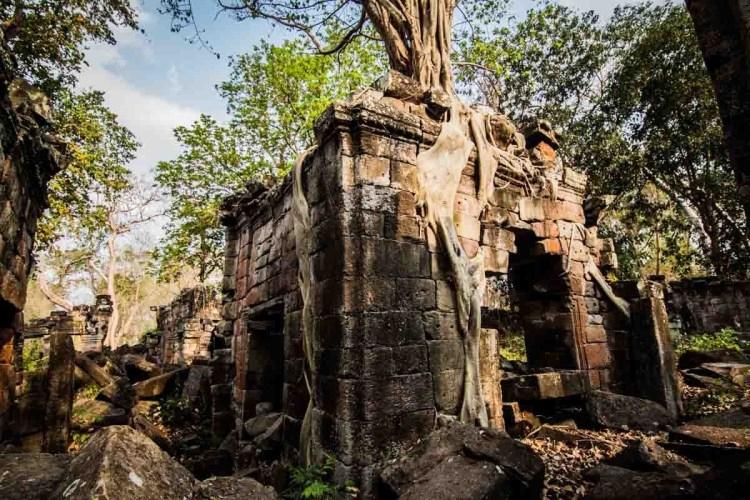 斑黛奇马寺(Banteay Chhmar)