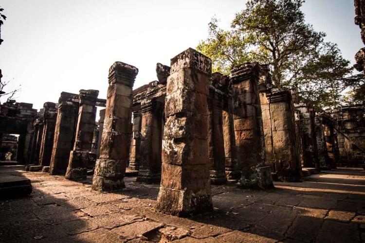斑黛喀蒂寺 (Banteay Kdei)