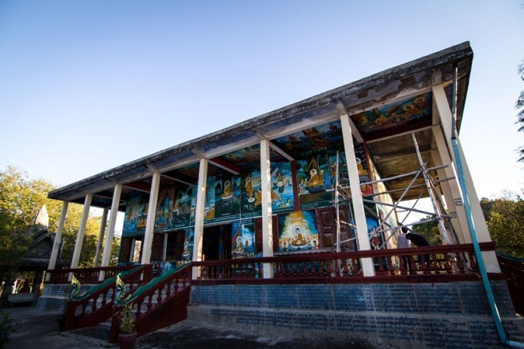 森寶山(Phnom Sampeau)