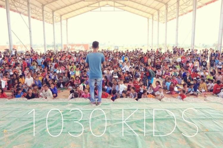 ICF Cambodia 教堂志工組織
