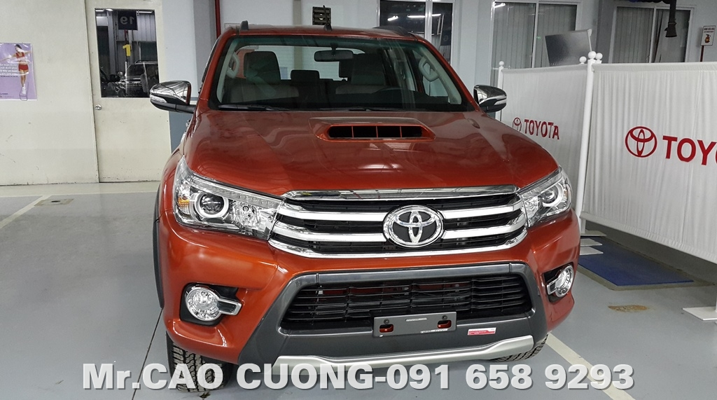 Toyota Hilux G 2016 - AT