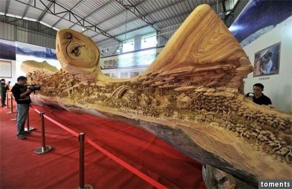 遠看還以為是塊腐爛的木頭,仔細一看簡直讓人覺得太不可思議了!