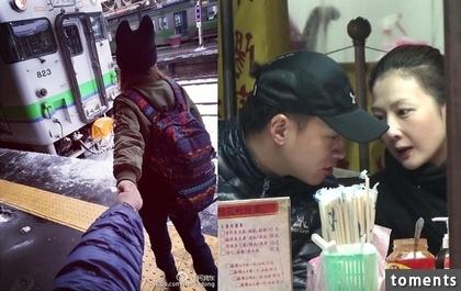何潤東公開認愛,貼出和女友親密私照!女友超正,神似關之琳!