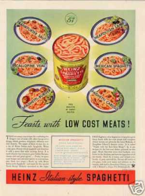 Vintage Food Advertisements Of The 1930s Page 12  Auto