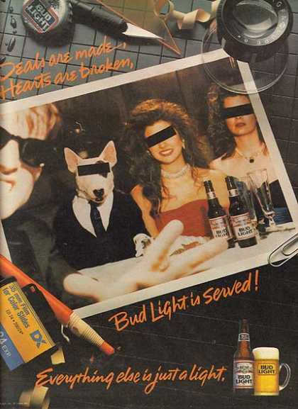 Vintage Alcohol Ads Of The 1980s Page 15
