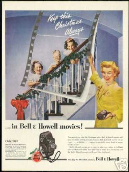 Vintage Xmas Advertisements Of The 1950s Page 3