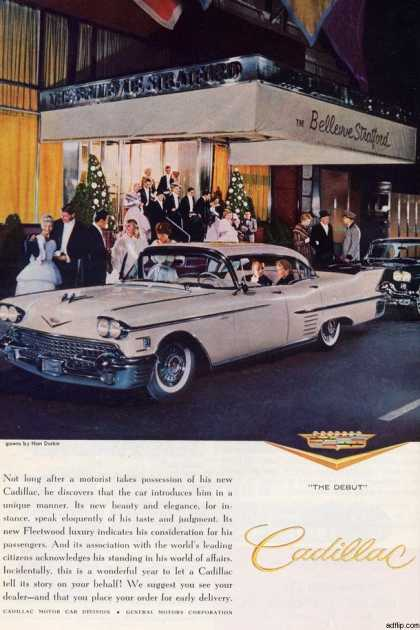 Vintage Car Advertisements Of The 1950s Page 81