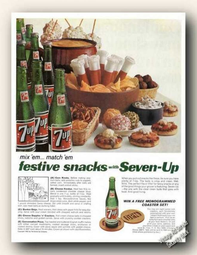 Vintage Drinks Advertisements Of The 1960s Page 30