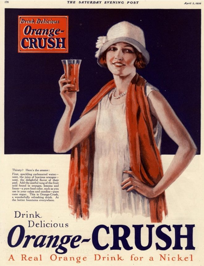 Roaring 20s Ads During