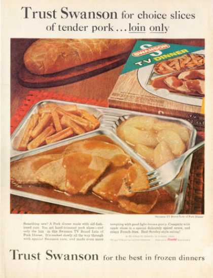 Vintage Food Advertisements of the 1960s Page 16