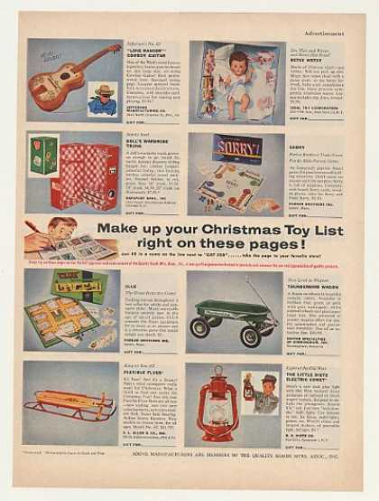 Vintage Toy Advertisements Of The 1950s Page 2