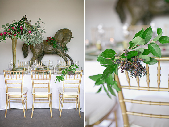 Pink Green Wedding Decorations On With Vintage And Gold Decor Ideas 18