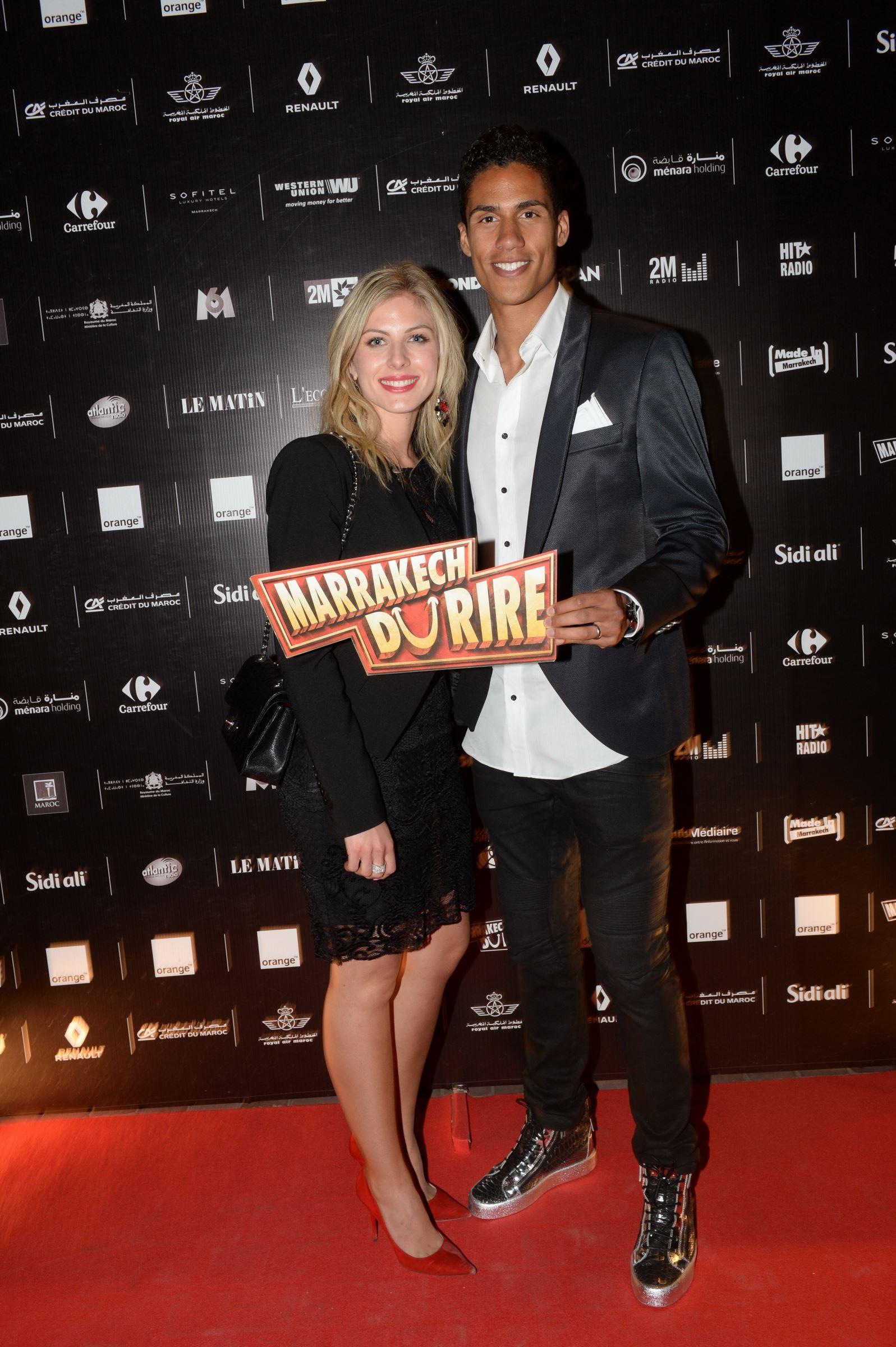 The french defender, 28, has agreed a deal to join. PHOTOS. Qui est Camille Tytgat, la femme de Raphaël Varane ...
