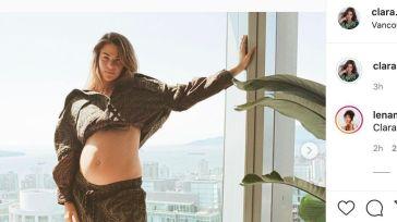 La mannequin Clara Berry et KJ Apa, star de Riverdale, attendent leur premier enfant