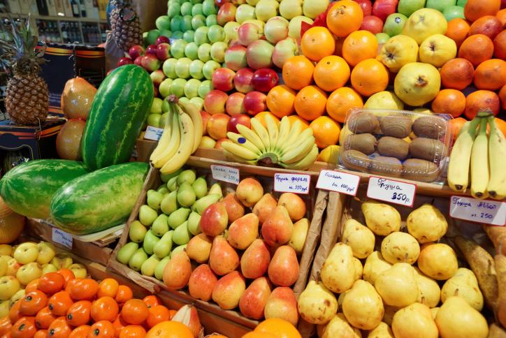 Infographie : les aliments les plus riches en vitamine C ...