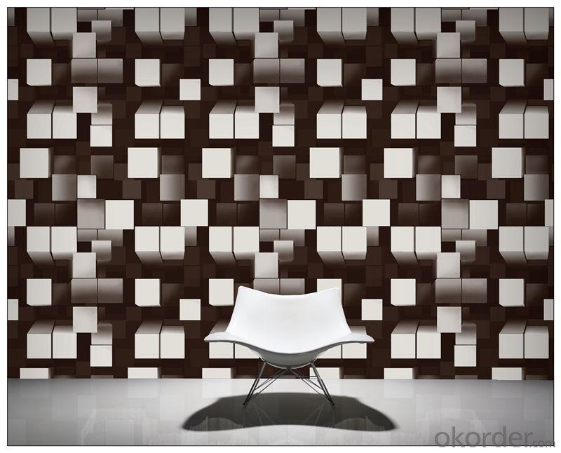 Buy 3d Wallpaper PVC Modern Design 3d Wallpapers For Home
