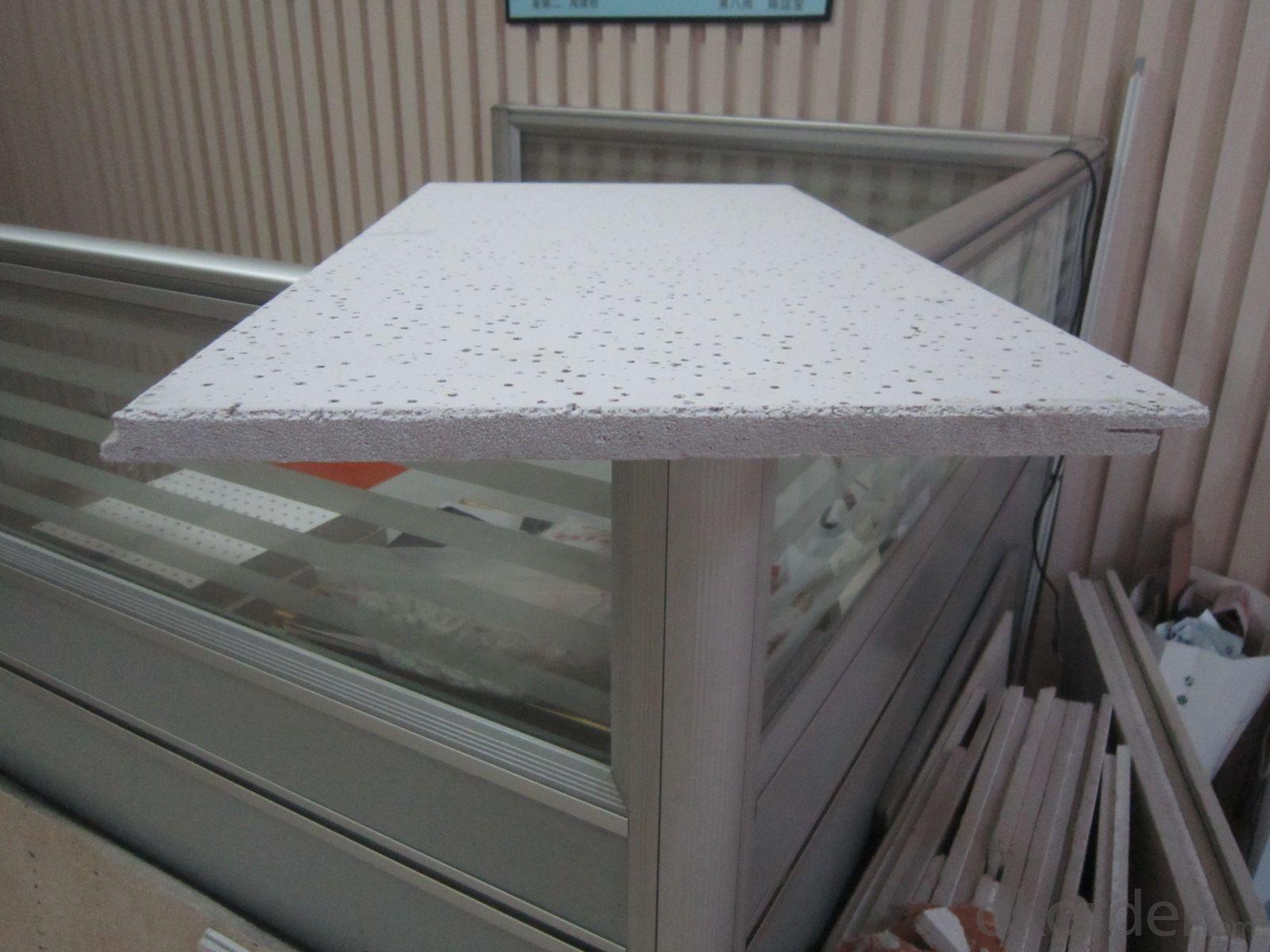 Buy Mineral Fiber False Ceiling Tiles Board For Decoration