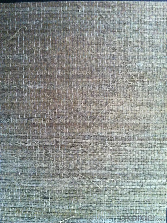 Buy Grass Wallpaper 2015 Straw Hat Natural Material Paper Woven Grass Fabric PriceSizeWeight