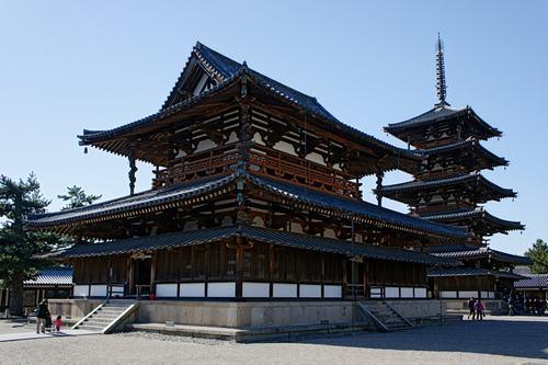 Nhà thờ gỗ Hōryū-ji