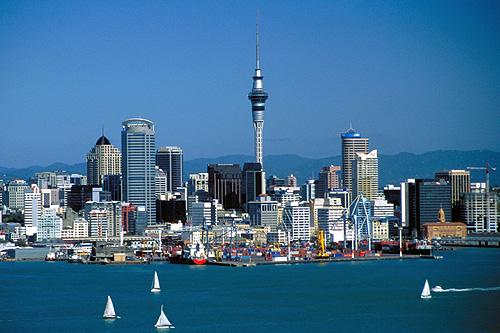 Ngành xây dựng New Zealand