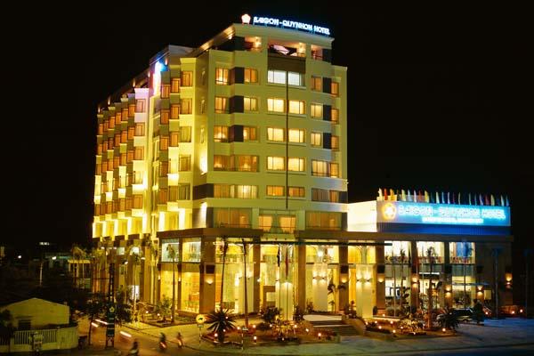 Thị trường khách sạn Việt Nam tăng trưởng nhanh