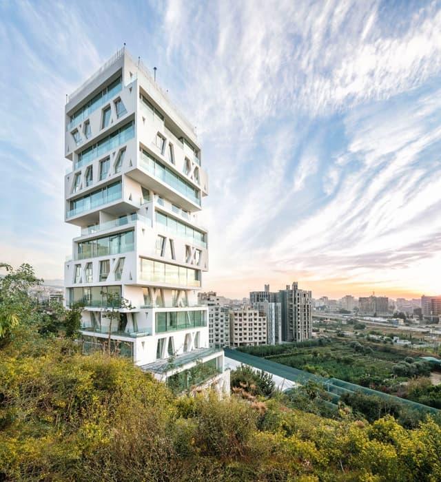 Tòa nhà độc đáo