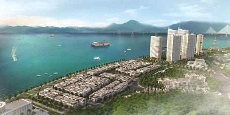 khu đô thị biển Vinhomes Dragon Bay